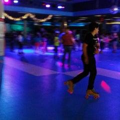 Photo taken at Let's Skate Orlando by John M. on 1/26/2014