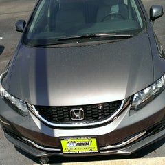 Photo taken at Route 23 Honda by Marvin J. on 6/24/2013