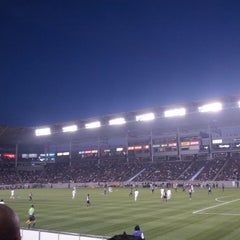 Photo taken at StubHub Center by bernardo m. on 4/4/2013