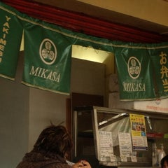 Photo taken at Mikasa Sushi by Chio I. on 1/30/2013