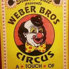 Photo taken at Circus Circus Cafe by Jonas B. on 10/13/2012