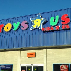 "Photo taken at Toys""R""Us by Douglas P. on 12/29/2013"