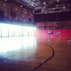 Photo taken at Hoops Arena by Muhammad R. on 3/12/2013