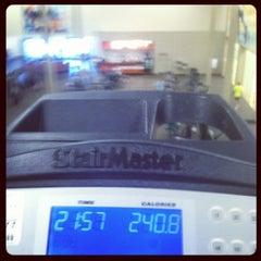Photo taken at LA Fitness by Kat L. on 11/23/2013