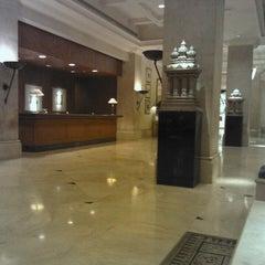 Photo taken at Hotel Bumi Surabaya by Muhammad S. on 10/8/2013