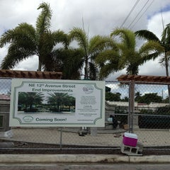 Photo taken at Downtown Oakland Park - Main Street by Frank @. on 11/8/2013