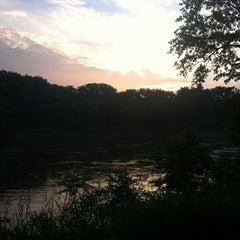 Photo taken at Hidden Falls Regional Park by Conie B. on 6/10/2013