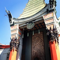 Photo taken at TCL Chinese Theatre by Jaime G. on 4/22/2013