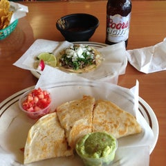 Photo taken at El Super Taco by Betty Boop♏️ on 8/3/2014