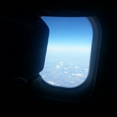 Photo taken at 35000 feet over Texas by Pal B. on 4/1/2013