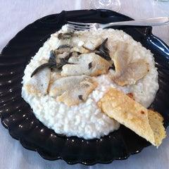 Photo taken at Ristorante Plinio by Rodrigo G. on 11/14/2012