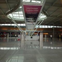 Photo taken at Senai International Airport (JHB) by Asharizan A. on 1/19/2013