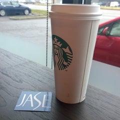 Photo taken at Starbucks by Keith P. on 6/5/2015
