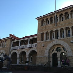 Photo taken at The Perth Mint by roberta g. on 6/16/2013