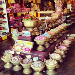 Photo taken at Big Top Candy Shop by Natalie R. on 4/22/2013