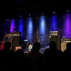 Photo taken at Tupelo Music Hall by Dan B. on 5/13/2015