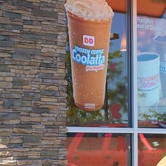Photo taken at Dunkin Donuts by Ashley W. on 9/23/2013