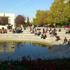 Photo taken at Bilkent Üniversitesi by Kerim K. on 11/13/2013