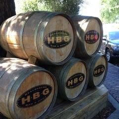 Photo taken at Healdsburg Bar & Grill by Roz H. on 9/6/2013