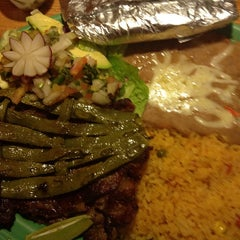Photo taken at The Salsas Restaurant by Jane S. on 1/17/2015
