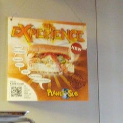 Photo taken at Planet Sub by Marty O. on 3/19/2013