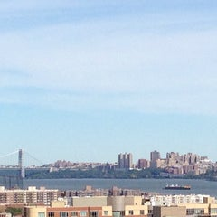 Photo taken at North Bergen Overlook by Andrew B. on 10/8/2013