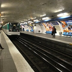 Photo taken at Métro Réaumur—Sébastopol [3,4] by Richard Y. on 1/25/2013