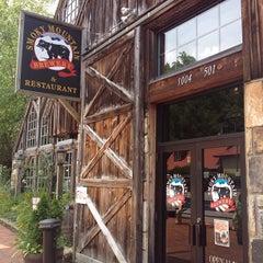 Photo taken at Smoky Mountain Brewery by Ben B. on 6/26/2013