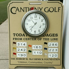 Photo taken at Cantigny Golf Course & Clubhouse by Dulce B. on 6/20/2015