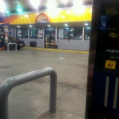 Photo taken at Sunoco gas station by Matthew O. on 9/25/2012