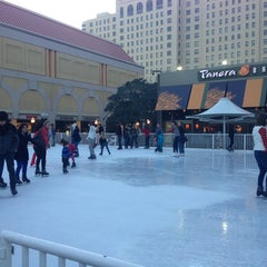Photo taken at Fantasy on Ice at Horton Square by Spencer F. on 1/6/2013