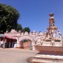 Photo taken at Suraj Water Park by Akshay D. on 3/22/2014