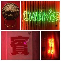 Photo taken at Chen's Chinese Restaurant by PinkStarr on 5/23/2013