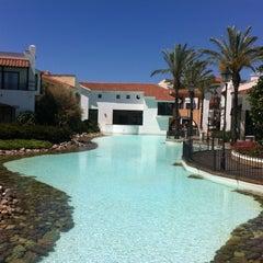 Photo taken at Hotel PortAventura by Evgeniy R. on 5/11/2013