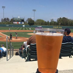 Photo taken at Anteater Ballpark - Cicerone Field by OG P. on 5/1/2016