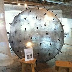 Photo taken at ZERO1 Garage HQ by Cozy on 10/6/2012