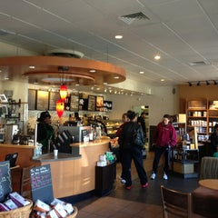 Photo taken at Starbucks by Fredrik F. on 2/28/2013