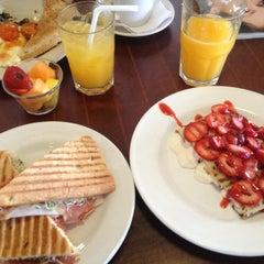 Photo taken at Rico's Café Zona Dorada by Gonz P. on 6/16/2013