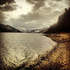 Photo taken at Haweswater by Simon P. on 3/31/2013
