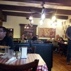 Photo taken at Pinocchio Restaurant & Monte Carlo Italian Deli by Joey M. on 10/6/2012