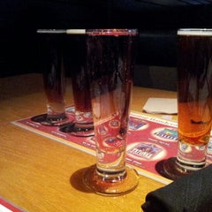 Photo taken at BJ's Restaurant and Brewhouse by Joey M. on 10/27/2012