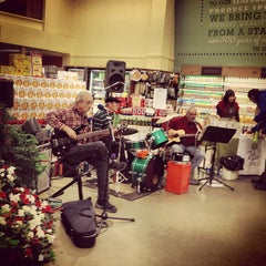 Photo taken at Andronico's by djb on 12/15/2012