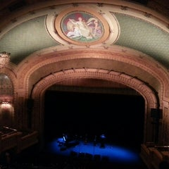 Photo taken at Paramount Theatre by Ricardo G. on 10/17/2012
