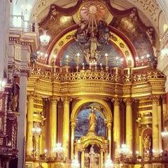 Photo taken at Iglesia San Pedro de Lima by Edson A. on 7/20/2013