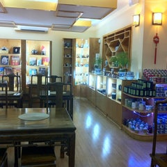 Photo taken at Radiance Tea House & Books by Kirk L. on 10/2/2012