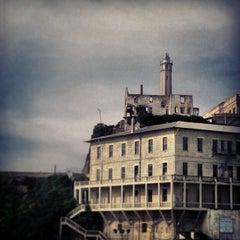 Photo taken at Alcatraz Island by Gustavo C. on 2/28/2013