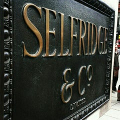 Photo taken at Selfridges & Co by Lorelei G. on 2/16/2013