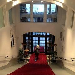 Photo taken at Hôtel Helvetie by Артем С. on 1/12/2013