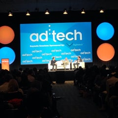 Photo taken at ad:tech San Francisco by Алексей on 3/26/2014