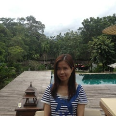 Photo taken at Ban Rai Lanna Resort by Fay N. on 10/20/2013